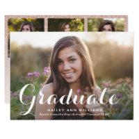 Graduation Invitations & Announcements<