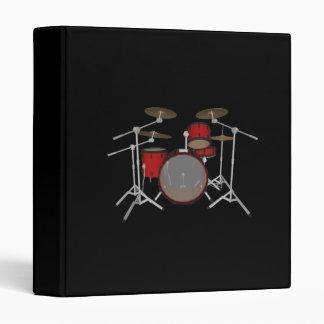 4 Piece Drum Kit: Custom Binder