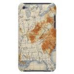 4 población 1810 Case-Mate iPod touch protector