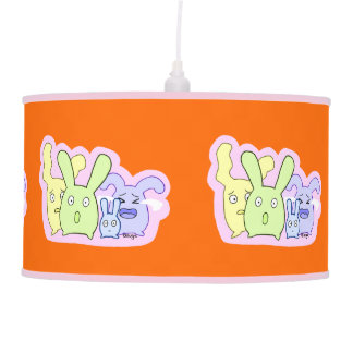 4 pretty things T3T Pendant Lamp