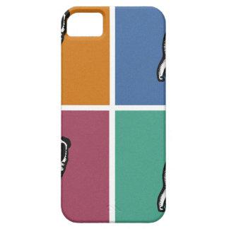 4 Pugs iPhone SE/5/5s Case