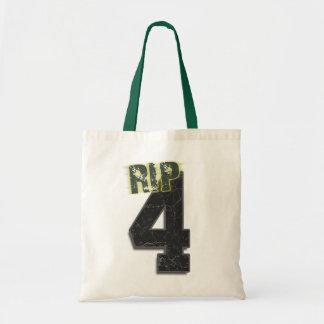 #4 RIP Brett Favre Funeral Bag