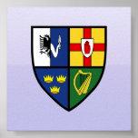 4 s, Ireland Posters