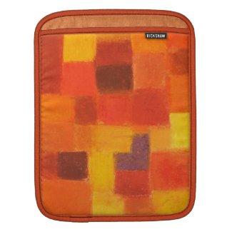 4 Seasons Autumn iPad Sleeve rickshaw_sleeve
