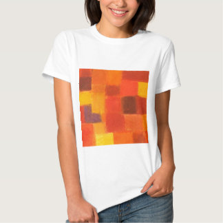 4 Seasons Autumn Ladies Fitted T-Shirt
