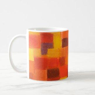 4 Seasons Autumn Mug zazzle_mug