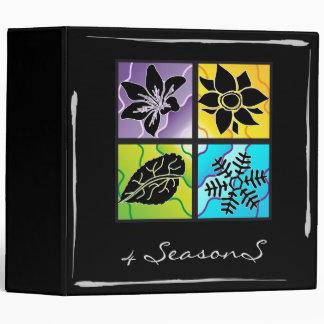 4 Seasons Binder