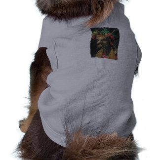 4 Seasons in One Head Dog Shirt