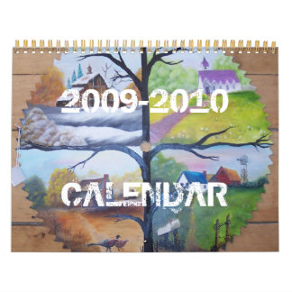 4 Seasons Med Saw, 2009-2010 CALENDAR
