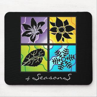 4 Seasons Mouse Pad