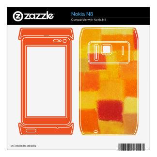4 Seasons Summer tango Nokia N8 Nokia N8 Skin