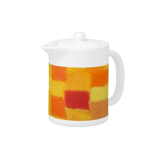 4 Seasons Summer Teapot Small