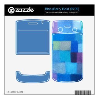 4 Seasons Winter danube BlackBerry Bold 9700 Skin