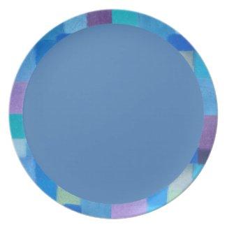 4 Seasons Winter danube Plate fuji_plate