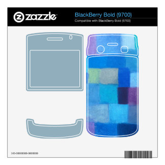4 Seasons Winter nepal BlackBerry Bold (9700) Skin BlackBerry Decals