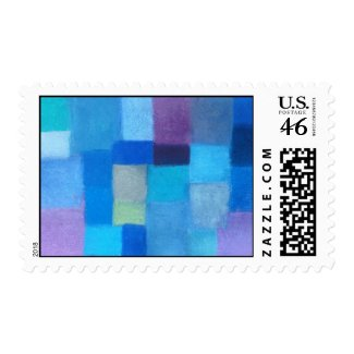 4 Seasons Winter Postage Stamp zazzle_stamp