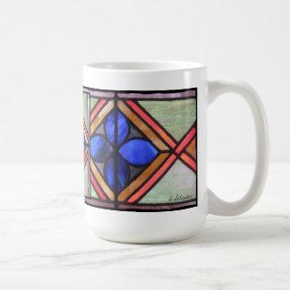 #4 Series My Pastor's Mug Stained Glass Mug