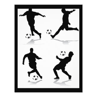 4-soccer-players flyer