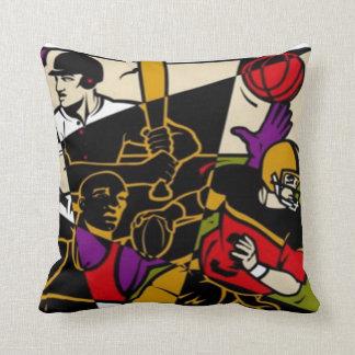 4 Sport Pillow