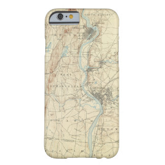4 Springfield sheet Barely There iPhone 6 Case