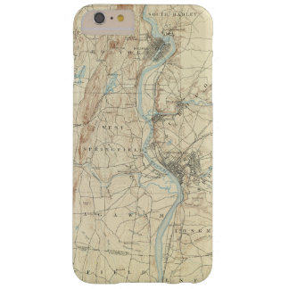 4 Springfield sheet Barely There iPhone 6 Plus Case