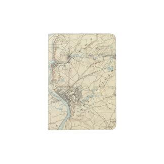 4 Springfield sheet Passport Holder