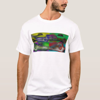 4 SQUARE COUPE T-Shirt