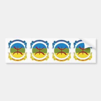 4 stickers ekker pour carosserie automobile