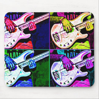 4 String Bass Mouse Pad
