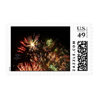 4 th of july Postage