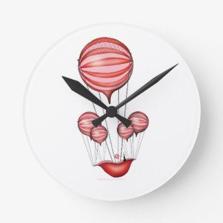 4) the gift - tony fernandes round clock