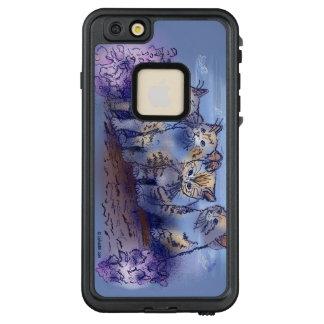 4 The Hard Way LifeProof FRĒ iPhone 6/6s Plus Case