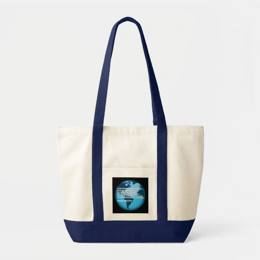 4 Things the Earth Can't Bear Tote Bag