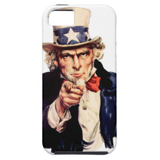 """4 """"UNCLE SAM"""" marries iPhone iPhone SE/5/5s Case"""