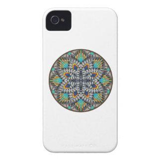 4 Waves Illusion Round Case-Mate iPhone 4 Case