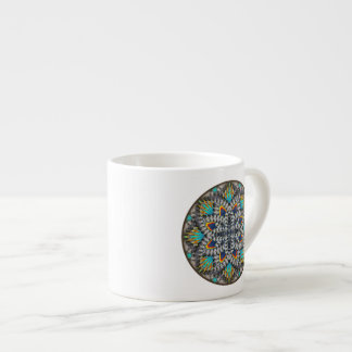 4 Waves Illusion Round Espresso Cup