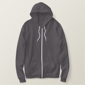 4 WHEELING Recreational Vehicle Sports Embroidered Hoodie