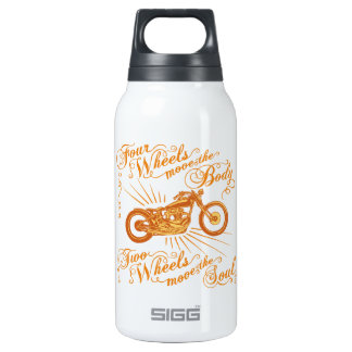 4 Wheels Move 614 SIGG Thermo 0.3L Insulated Bottle