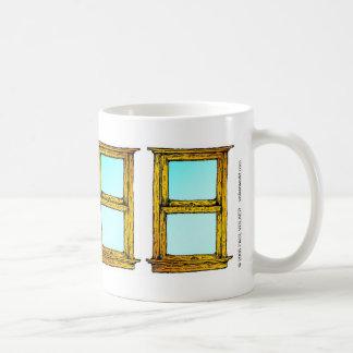 4 windows Mug $12.95