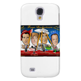 4 Wisconsin GOP Leaders Galaxy S4 Cover