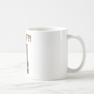 4 WTF Brett Favre Vikings pro Packers mug