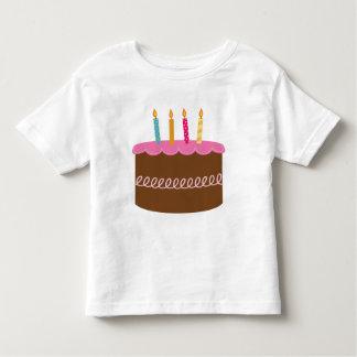 4 Year Old Birthday Toddler T-shirt