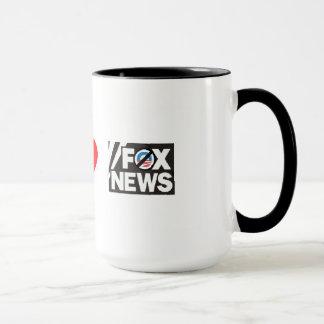 4a.I LOVE FoxNews Mug
