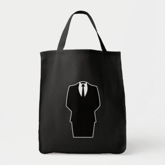 4chan anónimos SA del Internet del icono Bolsa Tela Para La Compra