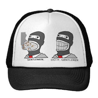 4chan Gentlemen Trucker Hat