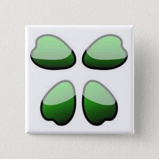 4chan Logo Badge Pinback Button