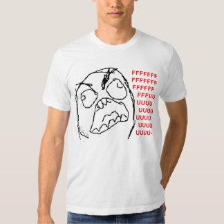 4chan Rage Guy Shirt