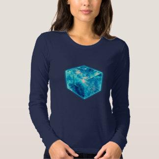 4D Hypercube, Hyperwürfel, Tesserakt, Poleras