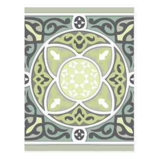 4Directions Lime&Sage Postal