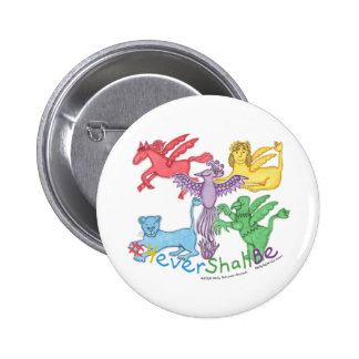 #4Ever Shall Be Round Button (Various sizes)